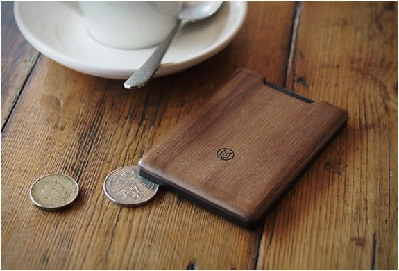 UNION WOOD WALLET | BY MADERA