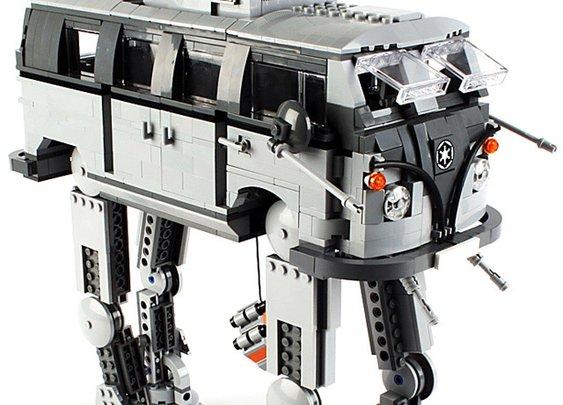 LEGO Imperial Volkswagen Walker