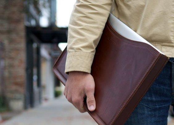 Saddleback Leather Macbook Pro Sleeve Review