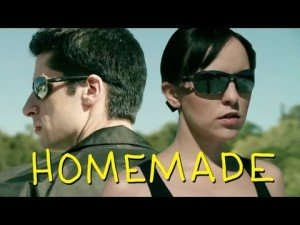 Homemade Movies: The Matrix – Bullet Time – with Olga Kay & Jeremy Jahns