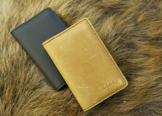 Saddleback Leather Business Card/Credit Card Wallet Review ($21)