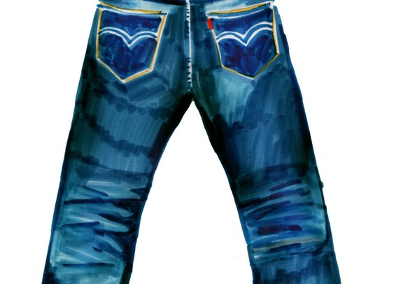 My Desperate, Stupid, Emotional Hunt for the Perfect Pants - NYTimes.com