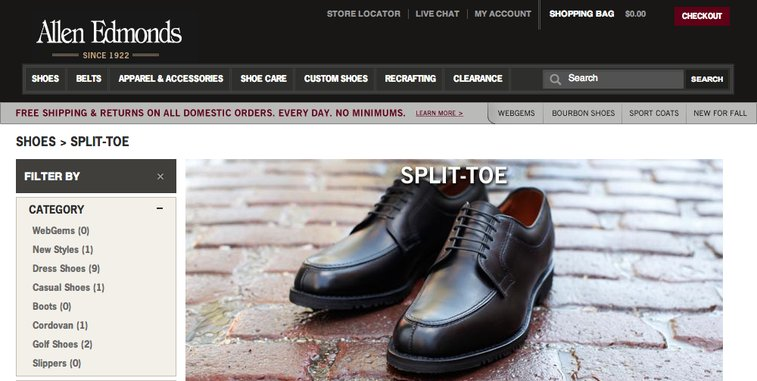 Top Tip: How To Buy Quality Leather Shoes At Huge Discount
