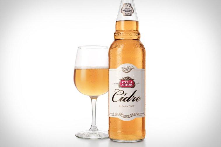 Stella Artois Cidre | Uncrate