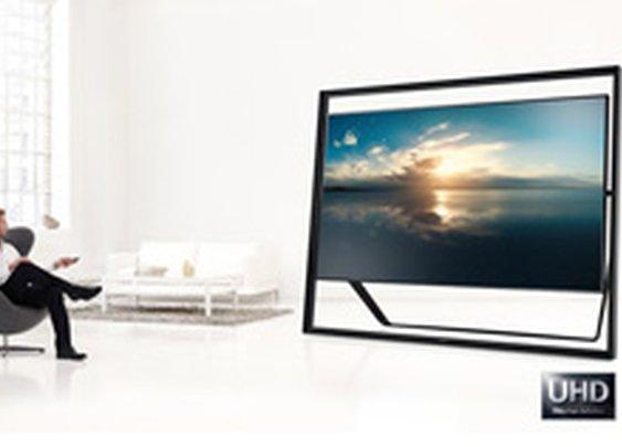 85-inch Samsung S9 Ultra HD TV