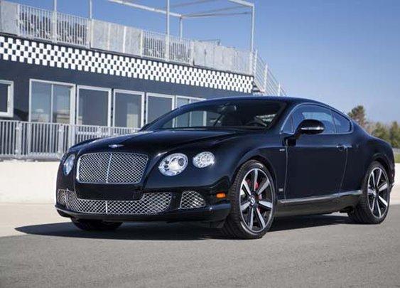 Bentley Celebrates Le Mans With Special Edition