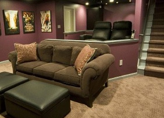 Info & Answers: Great Basement Home Theaters, by Grant Clauser - Electronic House