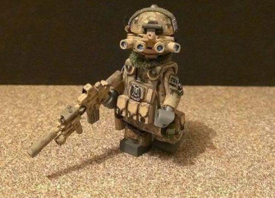 LEGO «  Tactical Fanboy