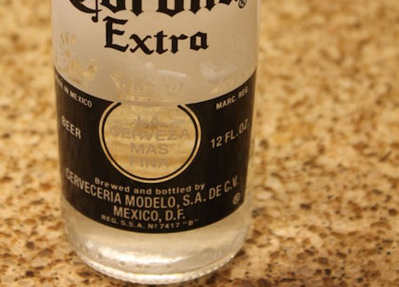 DIY Corona Glasses