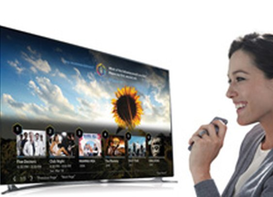 Samsung 60-inch LED 8000 Series TV