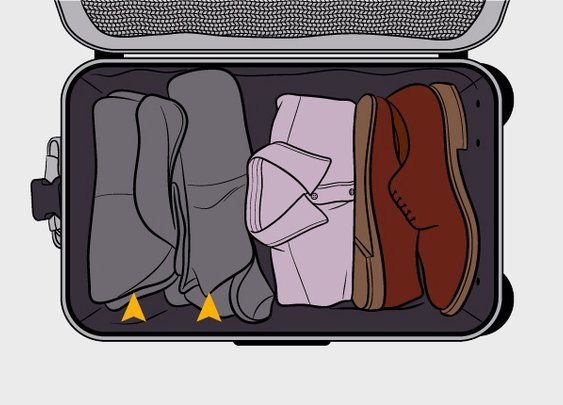 How To Pack A Suit in a Carry-On | Gilt MANual
