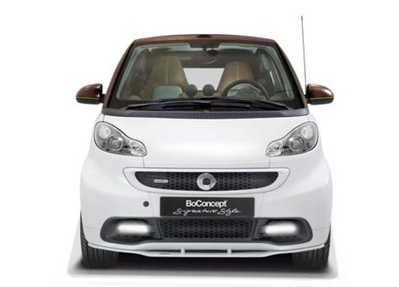 Smart Fortwo Special Edition by BoConcept
