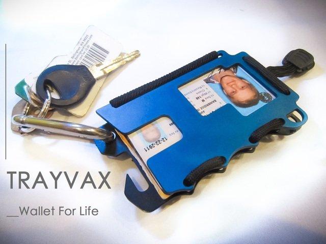 TRAYVAX, Wallet For Life — Kickstarter