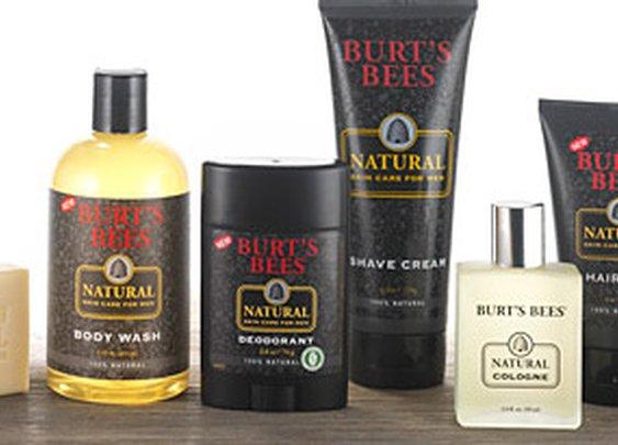 Burt's Bees Natural Skin Care for Men | Uncrate