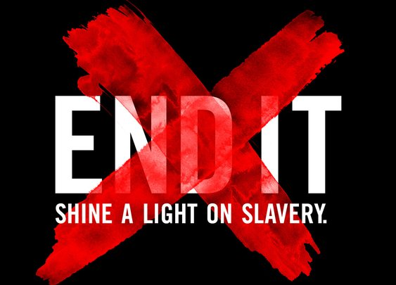 END IT : Shine a Light on Slavery