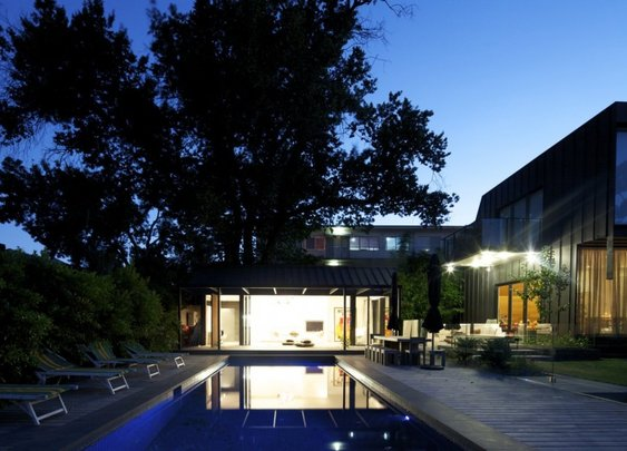 South Yarra Pool House Design by Artillery