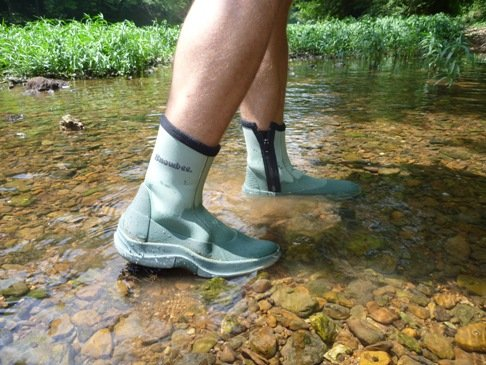 Flat Boots for Boat Fishing - News - Bubblews