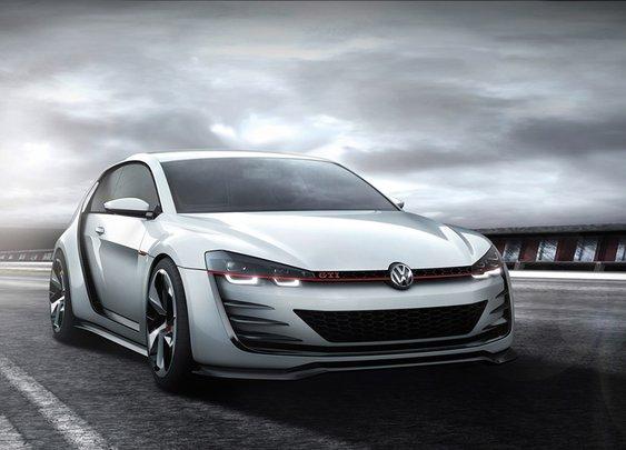 Volkswagen Design Vision GTI Concept | Uncrate