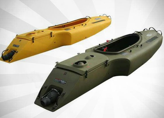 Men's Gear: MOKAI JET PROPELLED KAYAK