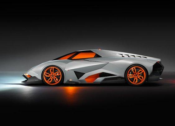 Lamborghini Egoista   Photo Gallery - Yahoo! Autos
