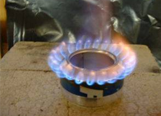 Make a Soda Can Camp Stove