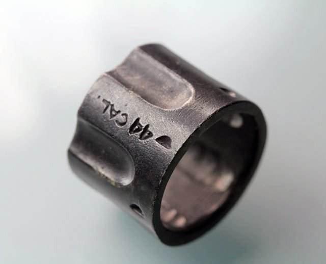 Men's Gear: 44 Cal Chamber Ring