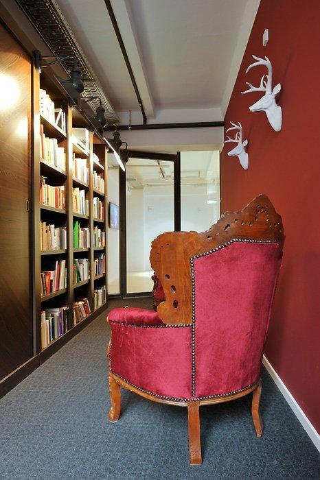 Covus Berlin Office Design by sbp | Seel Bobsin Partner