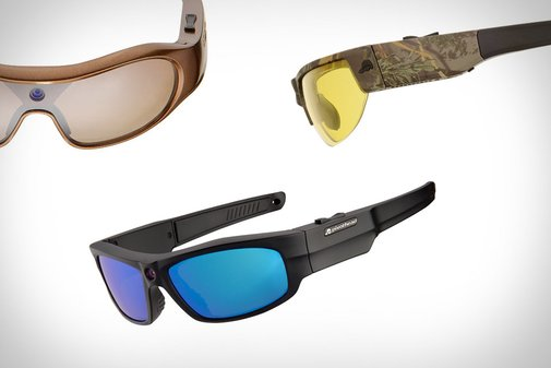 Pivothead Video-Recording Sunglasses | Uncrate