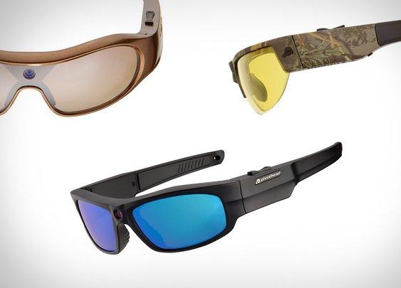 Pivothead Video-Recording Sunglasses | Uncrate