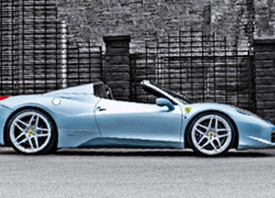 Custom Ferrari - Supercar - Ferrari 458 Spider by A Kahn Designs