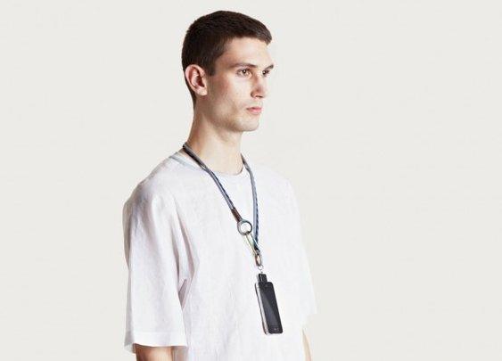Men's iPhone Holder Necklace
