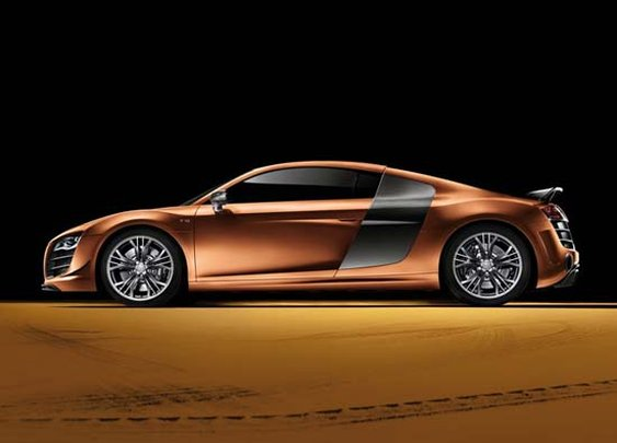 Watch The Audi R8 Production Process