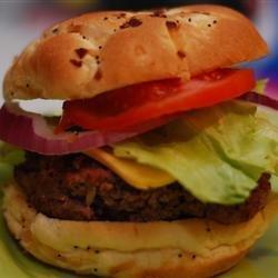 Gorgonzola Burgers