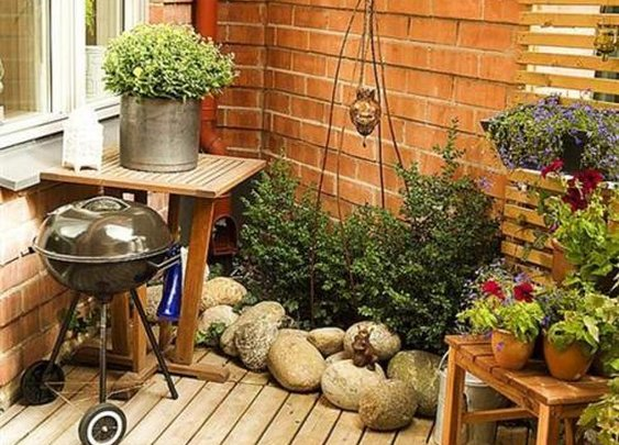 Small Garden Inspirations for You