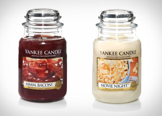 Yankee Man Candles II | Uncrate