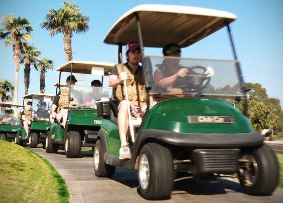 The Golf War - YouTube