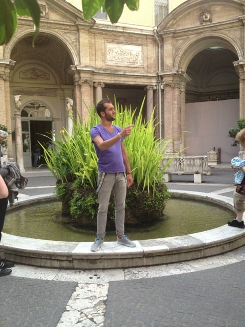 Looking for a different tour of Rome?  Hangover Tours with Mike!