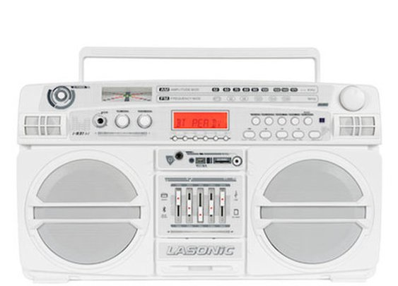Bluetooth Ghetto Blaster