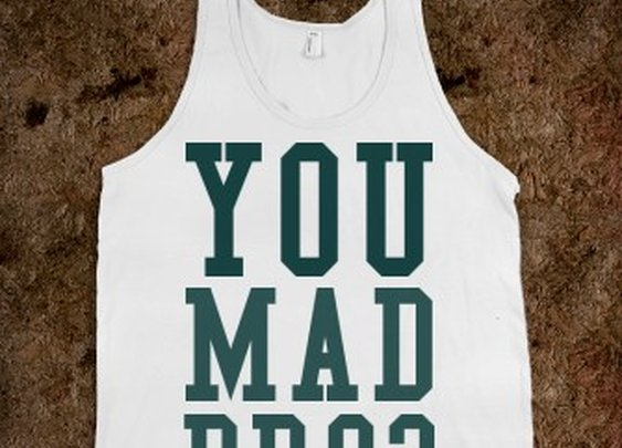 You Mad Bro? - The Happy Cowgirl - Skreened T-shirts, Organic Shirts, Hoodies, Kids Tees, Baby One-Pieces and Tote Bags Custom T-Shirts, Organic Shirt