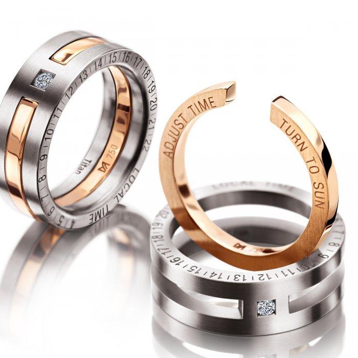 Sundial Ring | Meisterschmuck.com