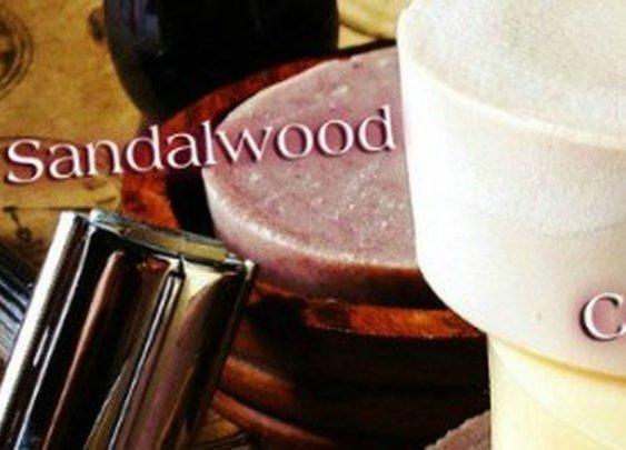 Petal Pusher's Kokum Butter Shaving Soaps | Sharpologist