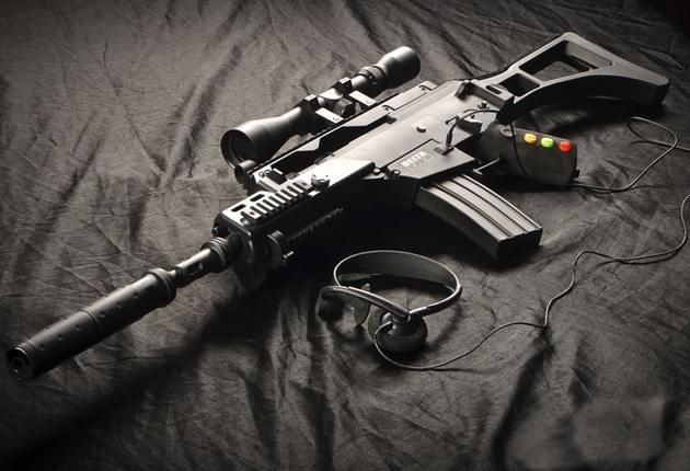 Men's Gear: DELTA SIX FPS GAMING CONTROLLER