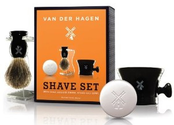 Van Der Hagen Men's Luxury, Shave Set