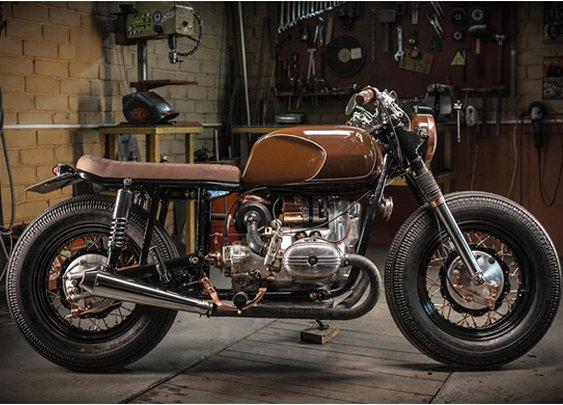 URAL 650 Bike
