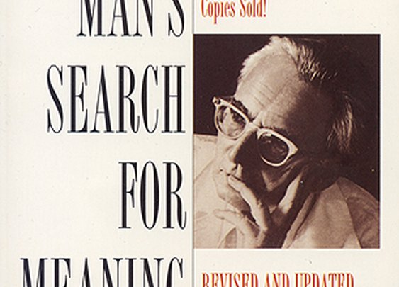 Man's Search for Meaning. Viktor Frankl