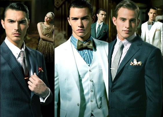 Key differences between American, British and Italian suits