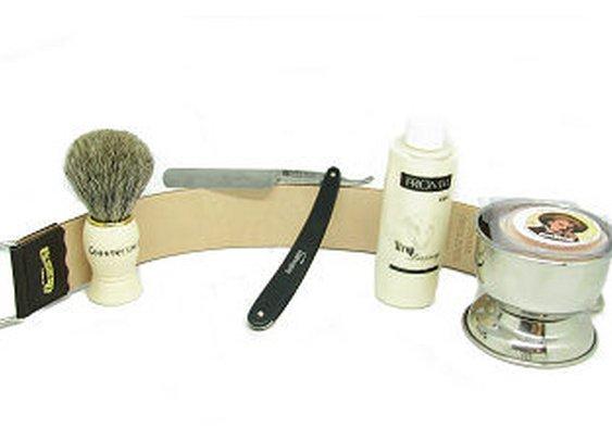 Straight Razor Shaving Kits - Luxury Shaves