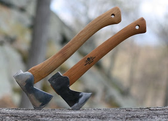 Wood Trekker: A Brief Look at the Cegga Custom Hatchet