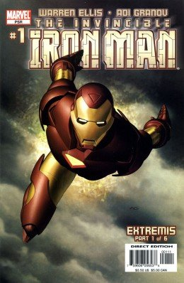 Comic Books that Inspired the Iron Man Movies