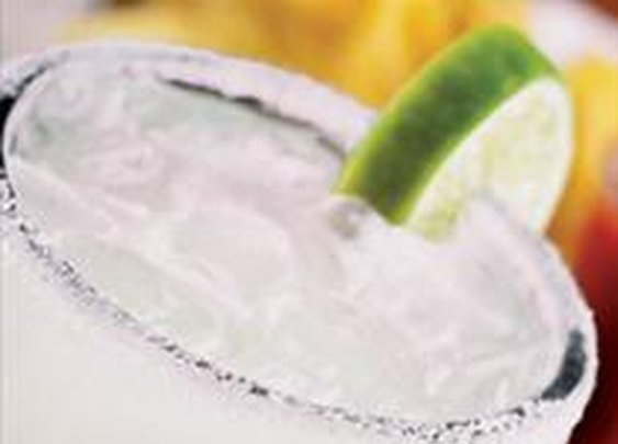 Lime in the Coconut cocktail